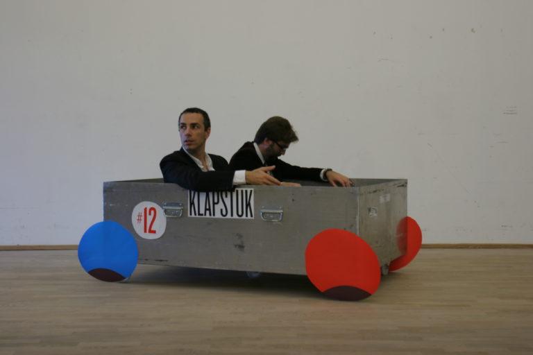 Armando Menicacci et Emanuele Quinz