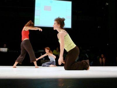 Version d'atelier au Centre National de la Danse (Paris)