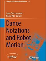 Dance Notation and Robot motion