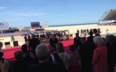 WWII. Sword Beach, 2014WWII. Sword Beach, 2014