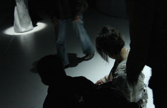 Passage, Kondition Pluriel, interprète Catherine Tardif