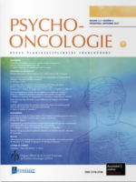 Psycho oncologie image web